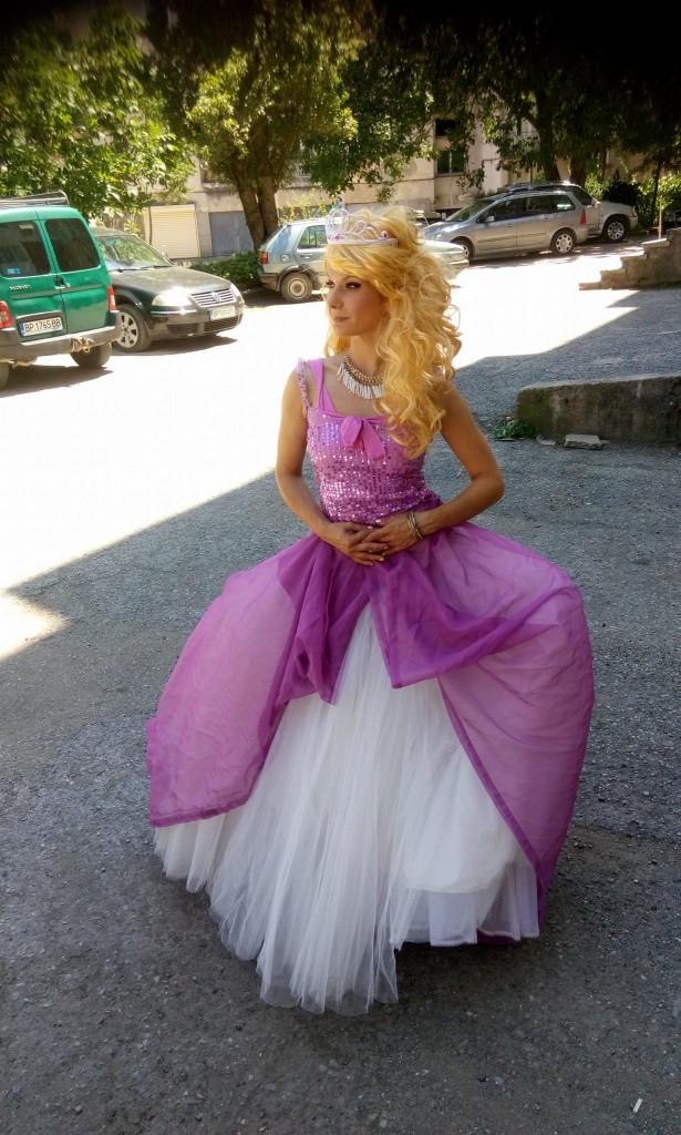 Барби Принцеса