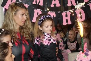 Розовото парти на Мари с фея